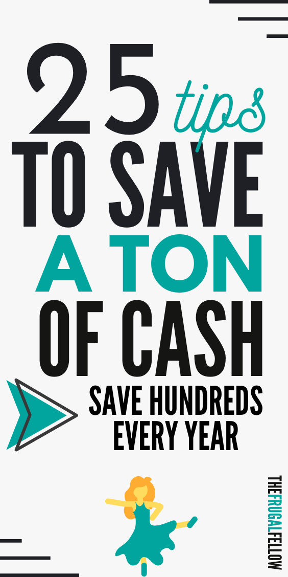 Use these tips for DIY money saving to start saving money today.