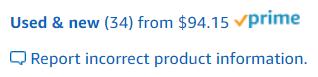 Headset Amazon Prime