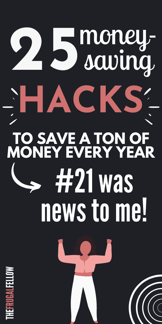 If you want to save money DIY, check out this post for my best money saving tips. It will teach you how to save money every day.