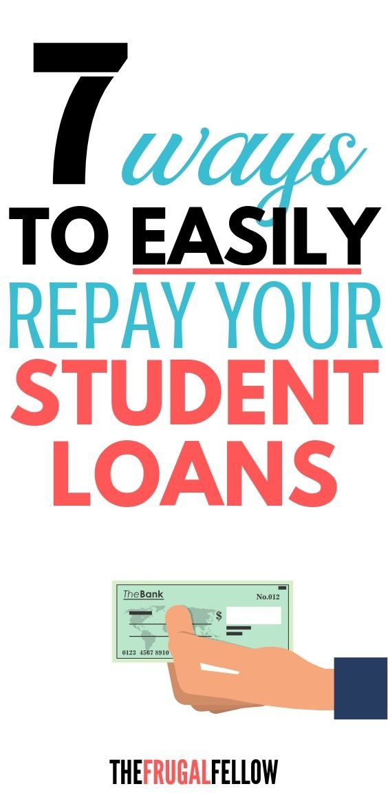 Read this post if you need help paying off student loans. If you need to repay student loans, these are the tips you need.
