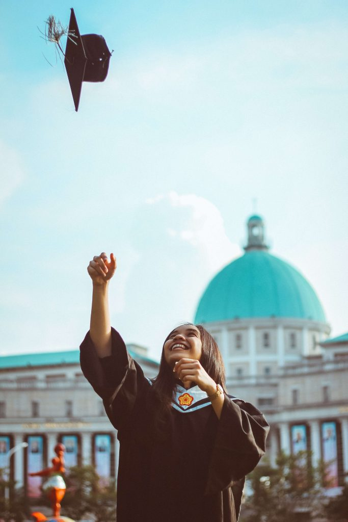 """You may have heard college is """"good debt,"""" but that isn't necessarily true."""