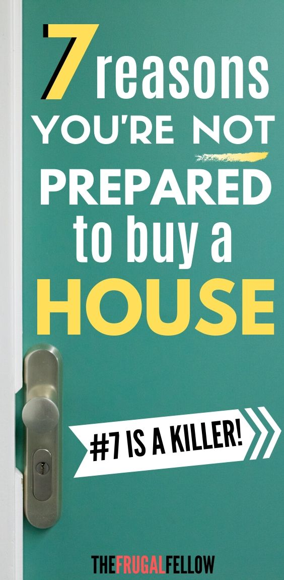 Buying a house first time