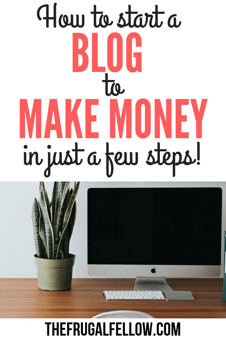 How to Start a Succesful Blog in Just a Few Steps