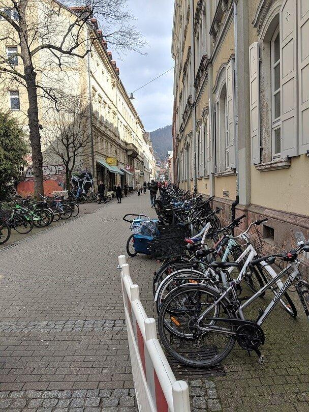 Bikes Heidelberg Street