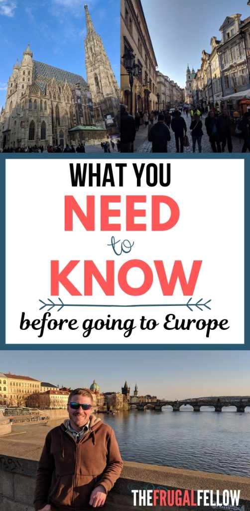 Need travel tips for Europe? In this post, I discuss planning, money management, and day trips.