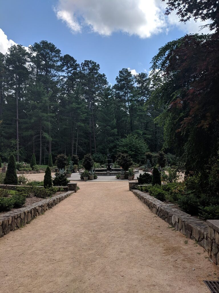 If you need cheap things to do for fun, see if there is a garden or arboretum in your area.