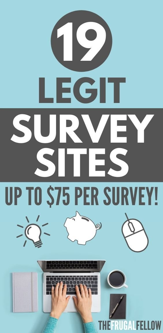 These surveys for money will help you work from home and make money online.
