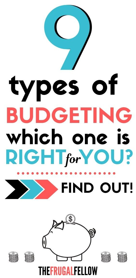 Did you know there are multiple types of budgeting? With these budgeting tips, you'll be able to put together the right budget - that works for you!