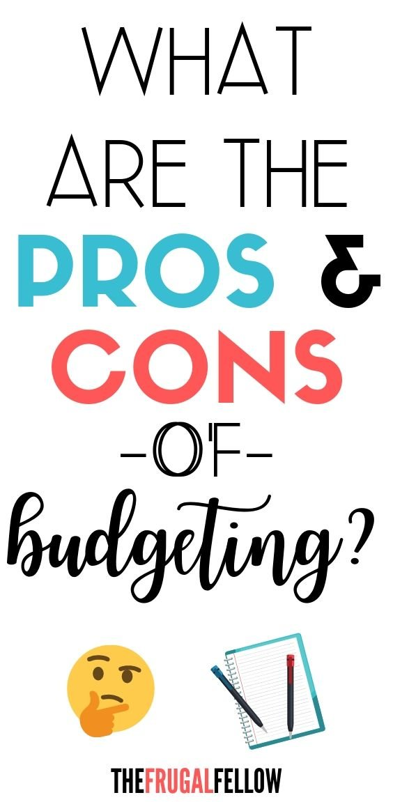 If you need budgeting help, check out this post with the advantages and disadvantages of budgeting.