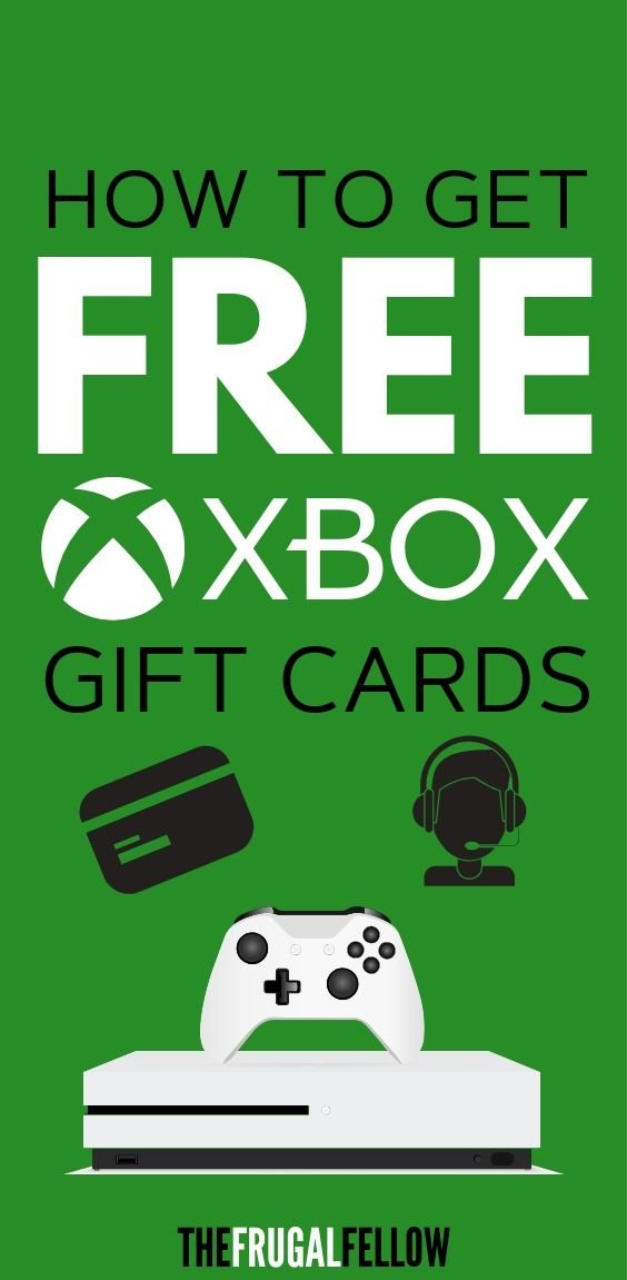 If you want to earn a free Xbox gift card, these are the steps you need to follow.