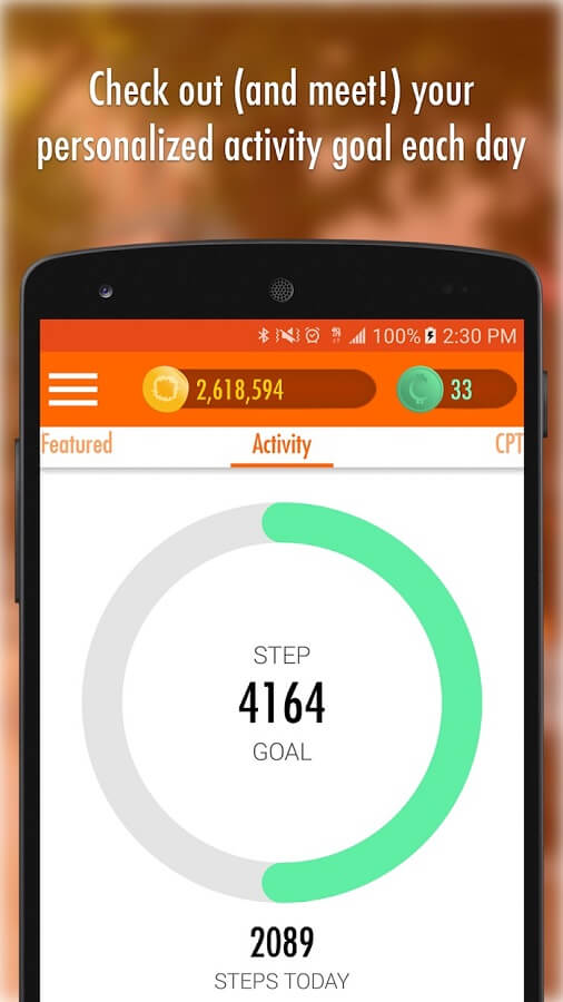 Apps that pay you to walk CARROT Wellness