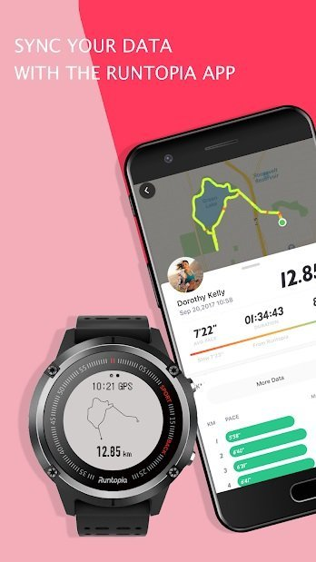 Apps That Pay You to Walk Runtopia