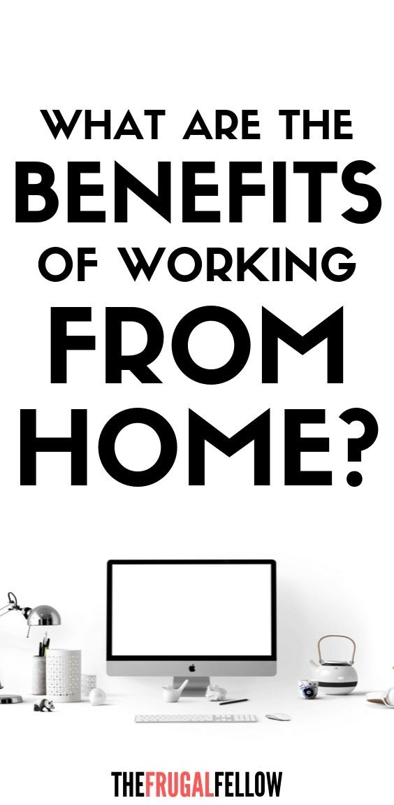 What are the benefits of working from home? Read this post for working form home tips.