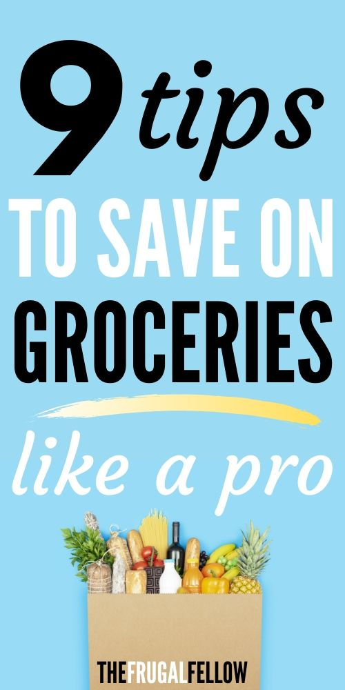 Save money on groceries with my top tips