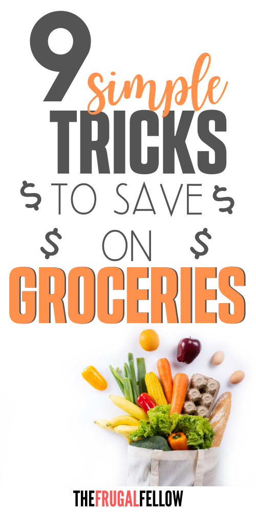 See this post for my best tips to save money on groceries.