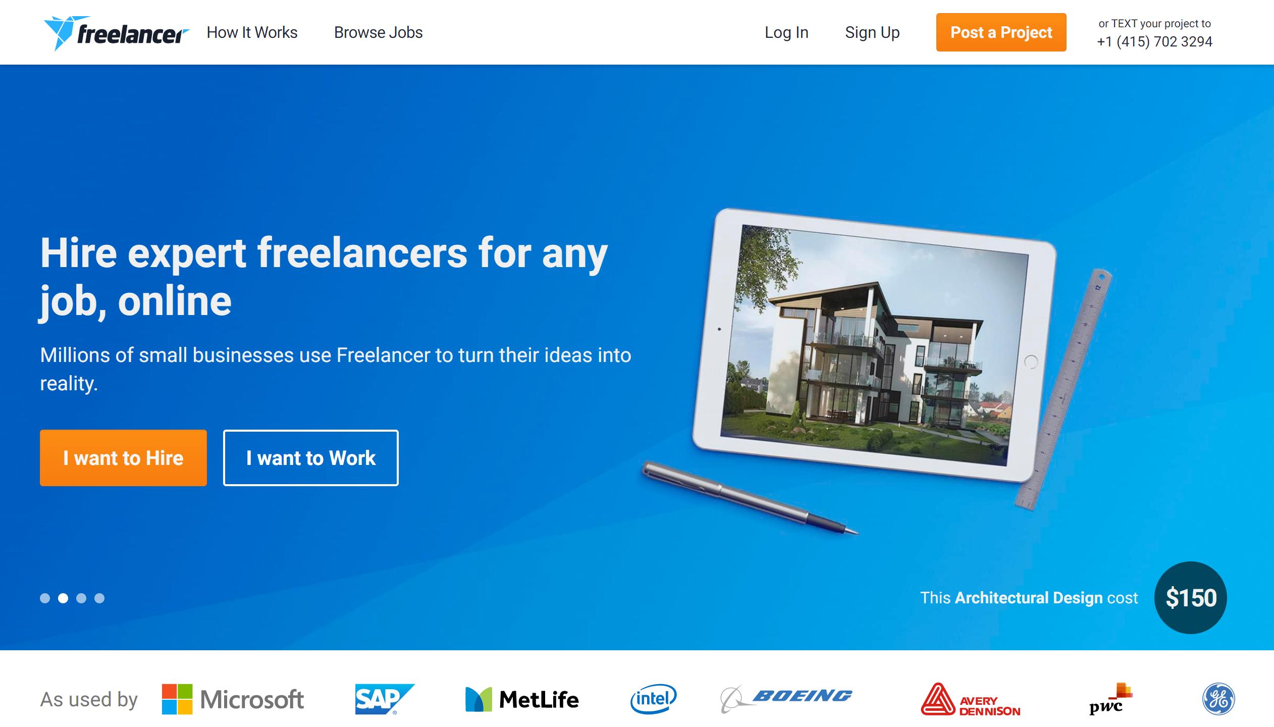 Freelance jobs on Freelancer.com