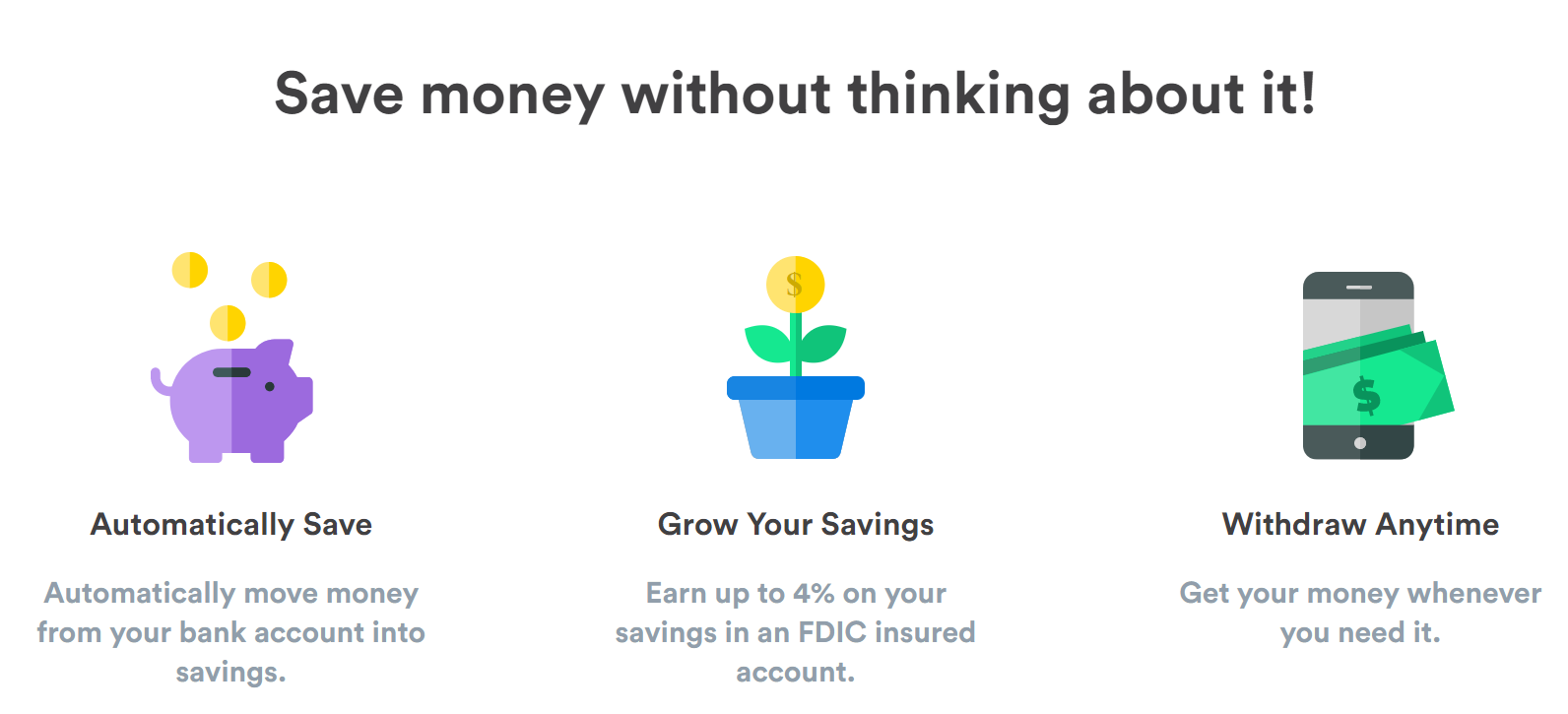 Ask Trim Review Automated Savings