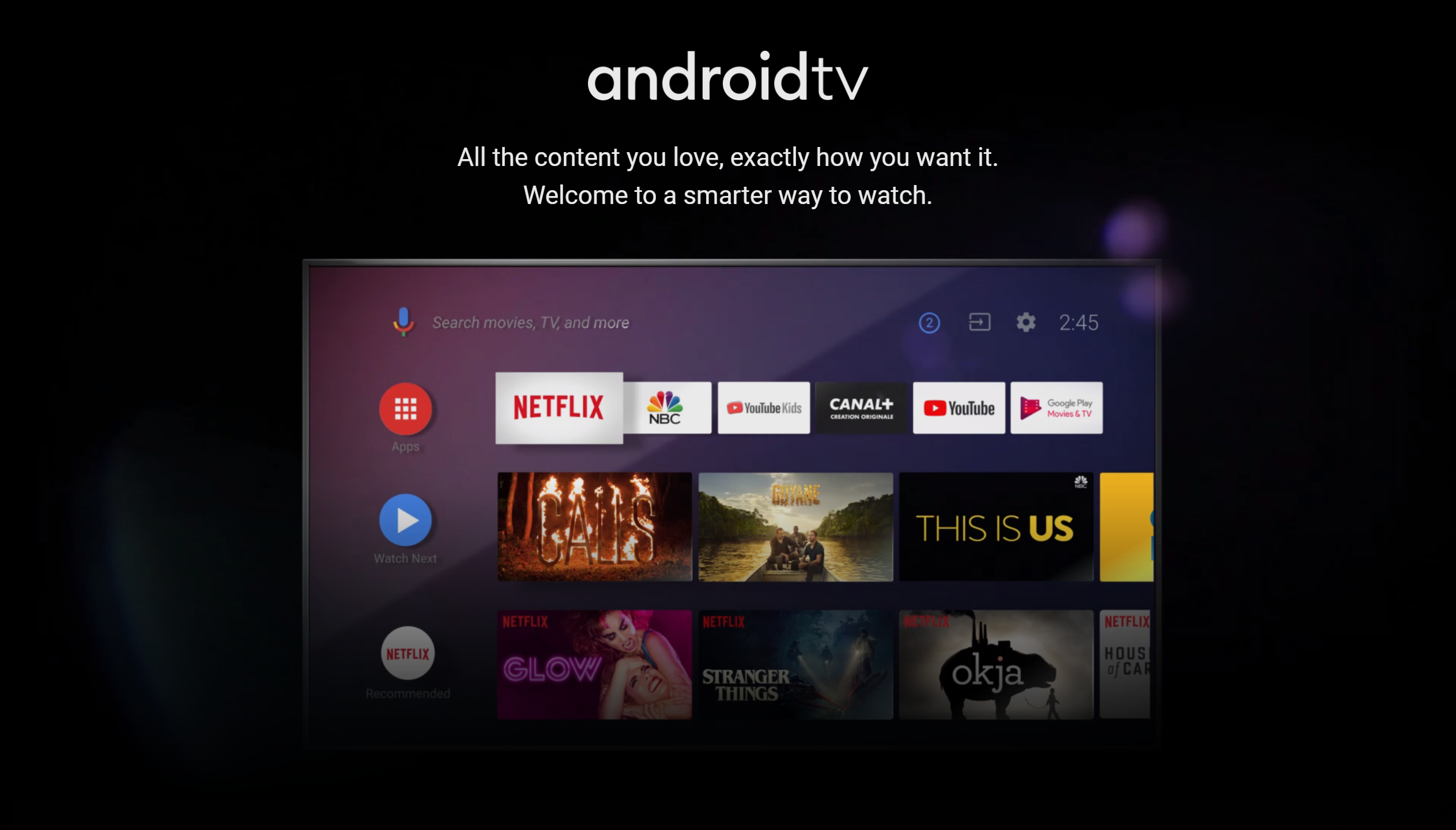 Cable TV Alternatives Android TV