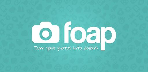 Money making apps - Foap