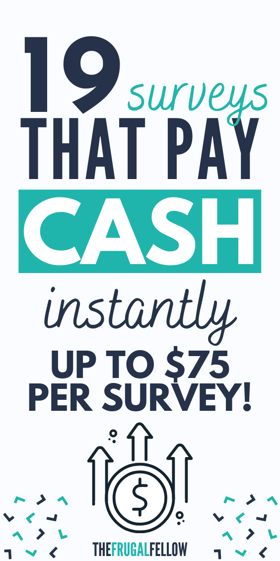 Check out this post if you want to start making money from surveys. These surveys for money will help you make extra cash.