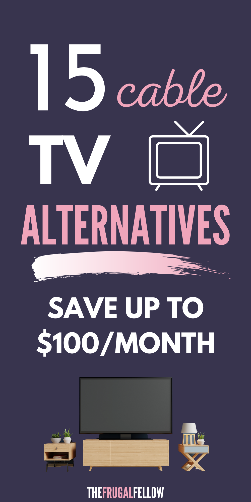Streaming TV by watching Hulu TV shows, Apple TV, and other services can be a great way to save money on TV.