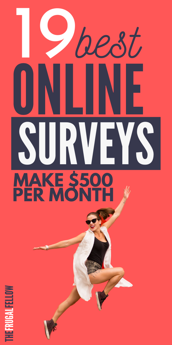 Need to make cash fast? These are surveys that pay cash instantly so you can quickly and easily make money online.