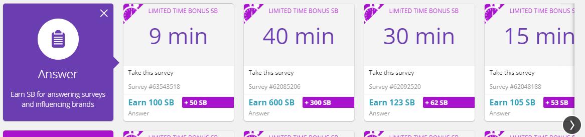 Money making apps - Swagbucks
