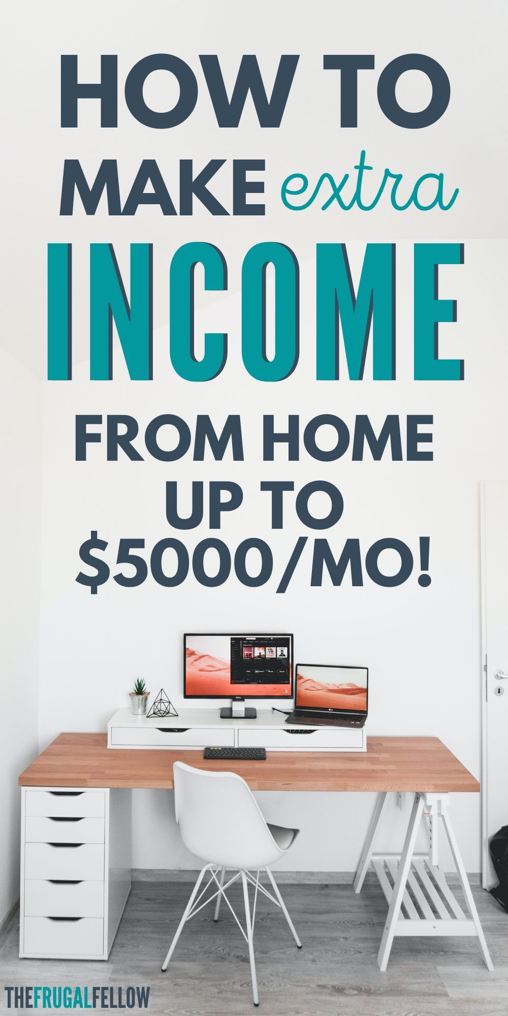 Do you want to know to make extra income from home? These are both part time work from home jobs and full time.
