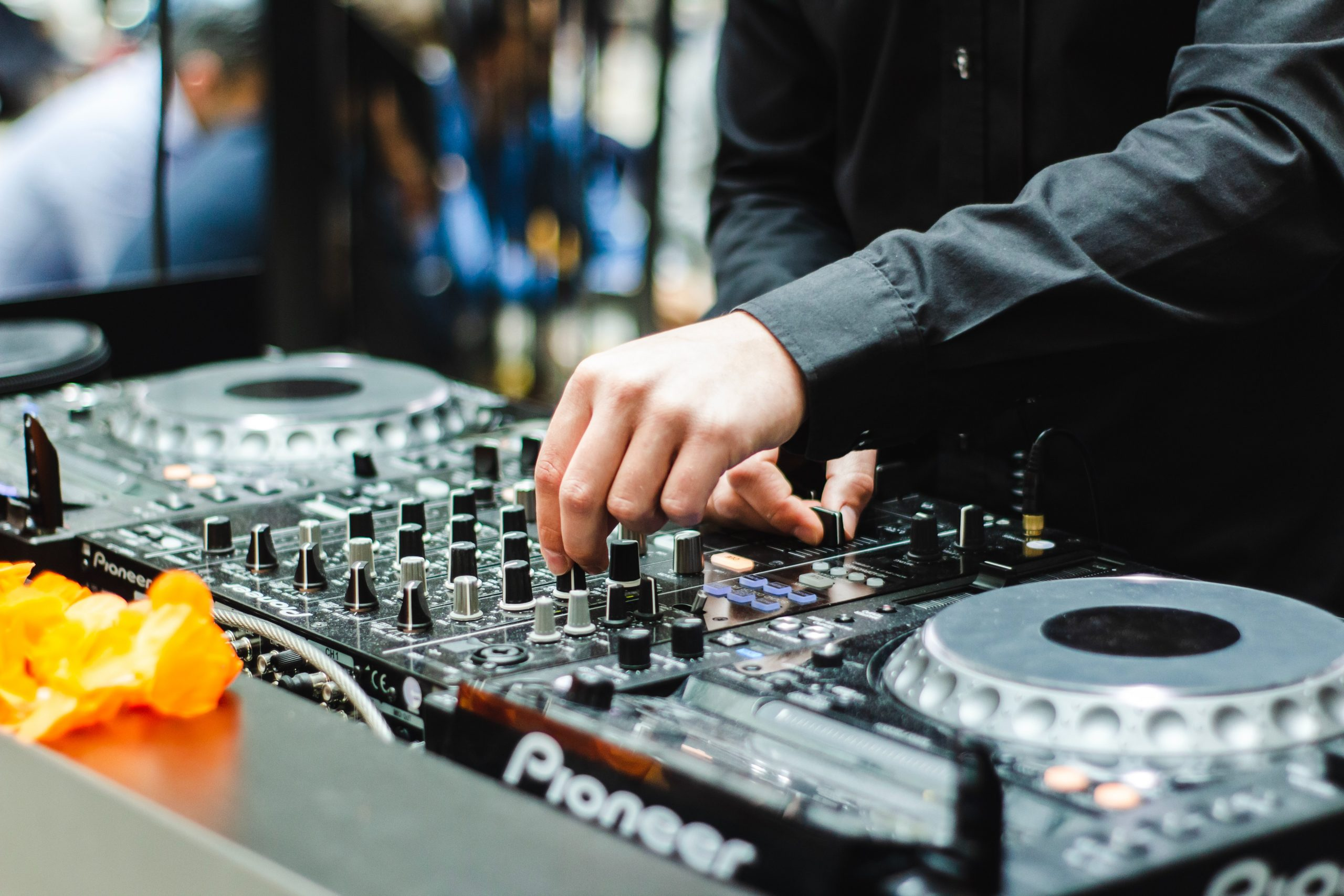 Being a DJ can be a great money making hobby.