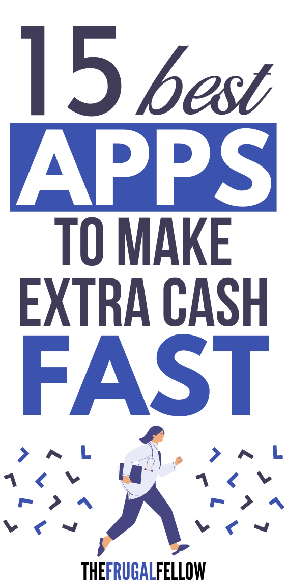 Need a money making idea? Check out these money making apps to help you make money fast with a new side hustle idea.