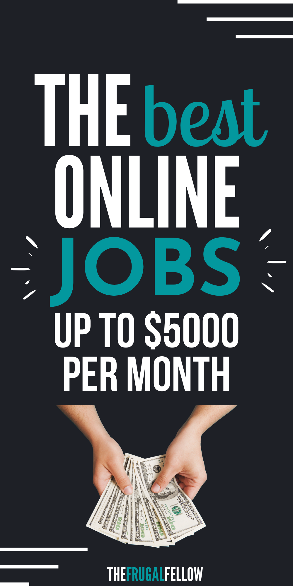 Do you want to work from home? These work from home ideas will let you make money online via side hustles and give you the work inspiration you need to increase your income.