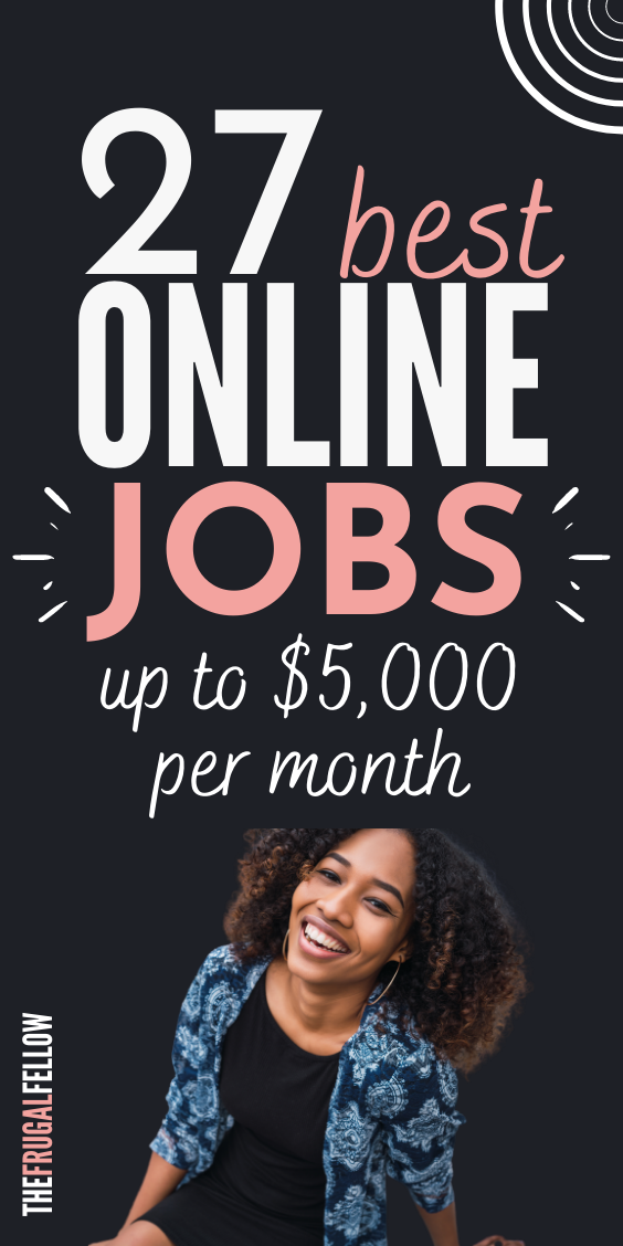 Would you like to make extra income from home? These online jobs will allow you to make a full time or part time income from home.