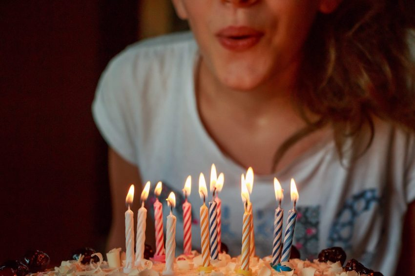 Check out this list if you want to get free birthday stuff online.